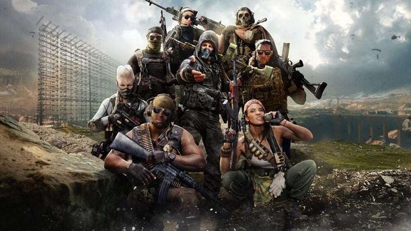 Game AAA (Triple-A) - Call of Duty