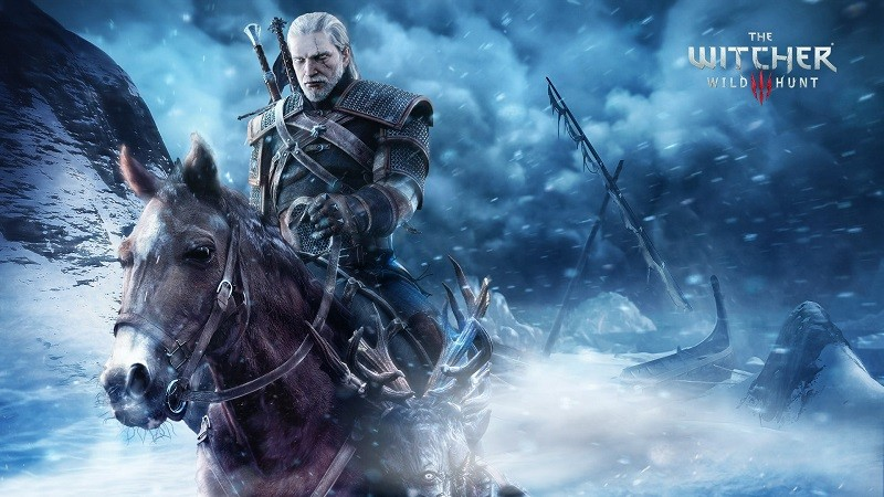 Game AAA (Triple-A) - The Witcher