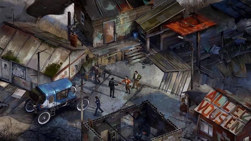 Game cấu hình nhẹ trên Steam - Disco Elysium - The Final Cut