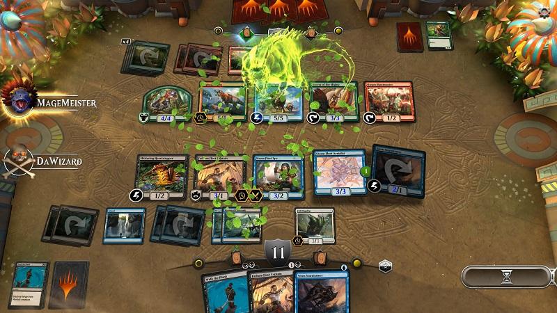 Game cấu hình nhẹ trên Steam - Magic: The Gathering Arena