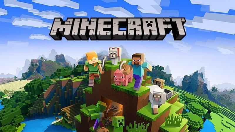 Game cấu hình nhẹ trên Steam - Minecraft
