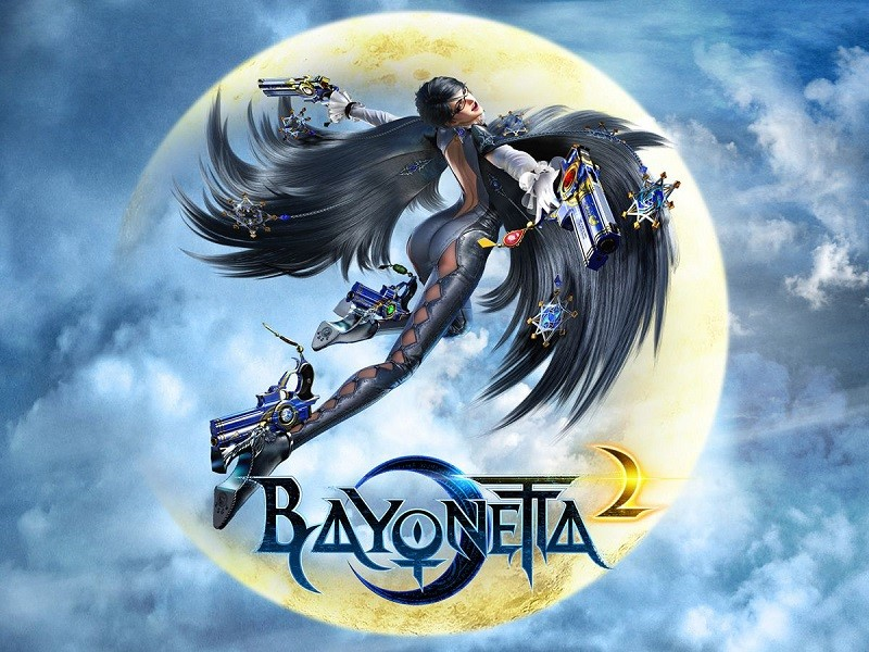 Game chặt chém hay nhất cho PC/Console - Bayonetta 2