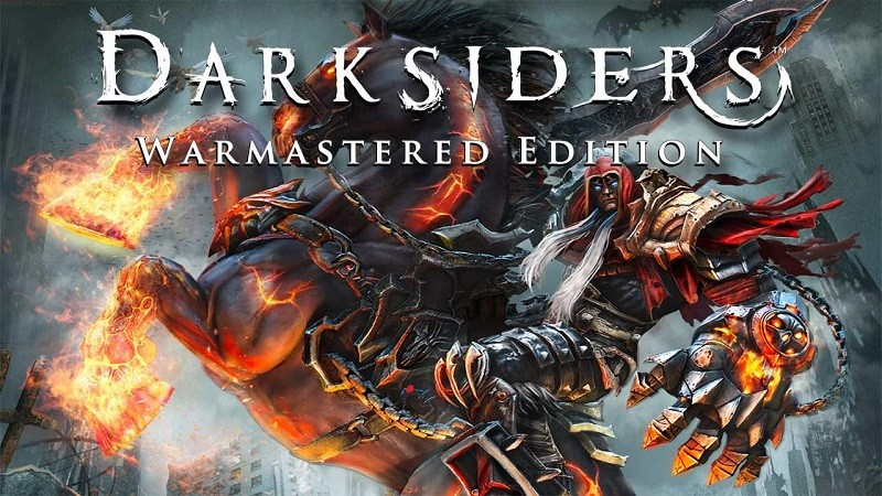 Game chặt chém hay nhất cho PC/Console - Darksiders: Warmastered Edition