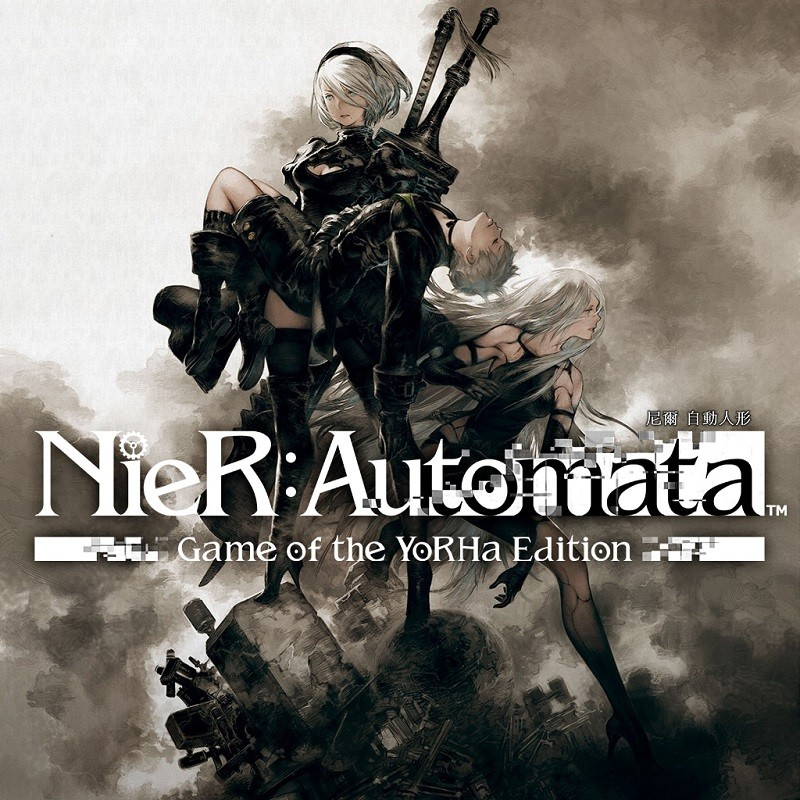 Game chặt chém hay nhất cho PC/Console - NieR: Automata