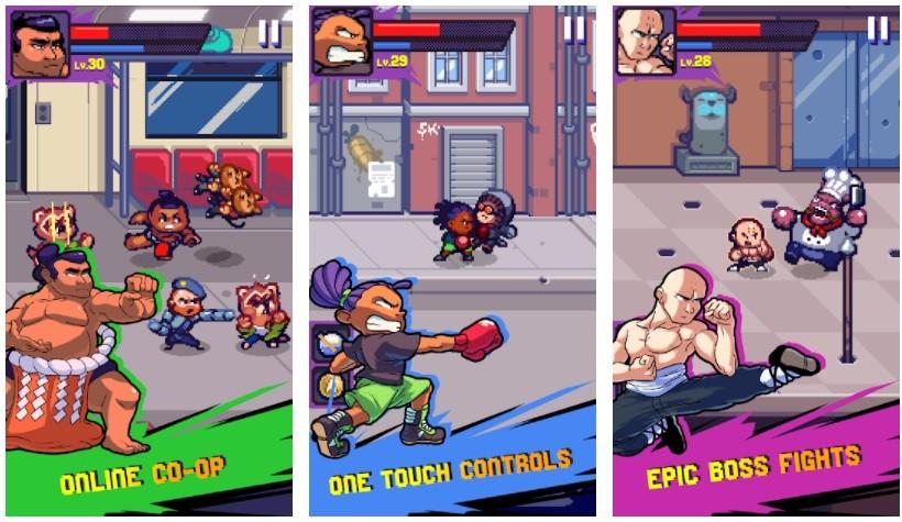 Game chặt chém hay nhất cho điện thoại Android/iPhone - Beat Street