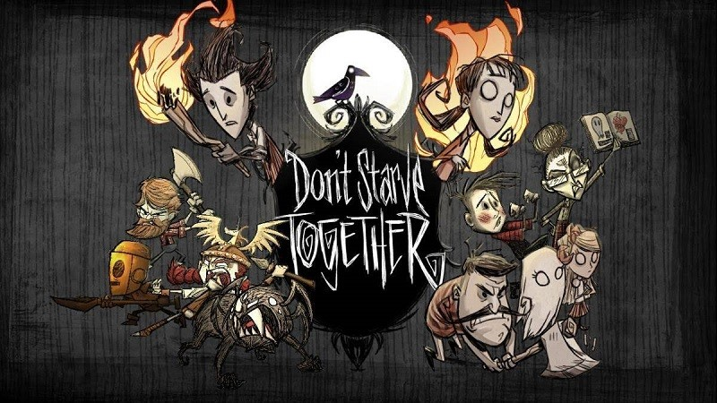 Game co-op hay cho PC - Don't Starve Together