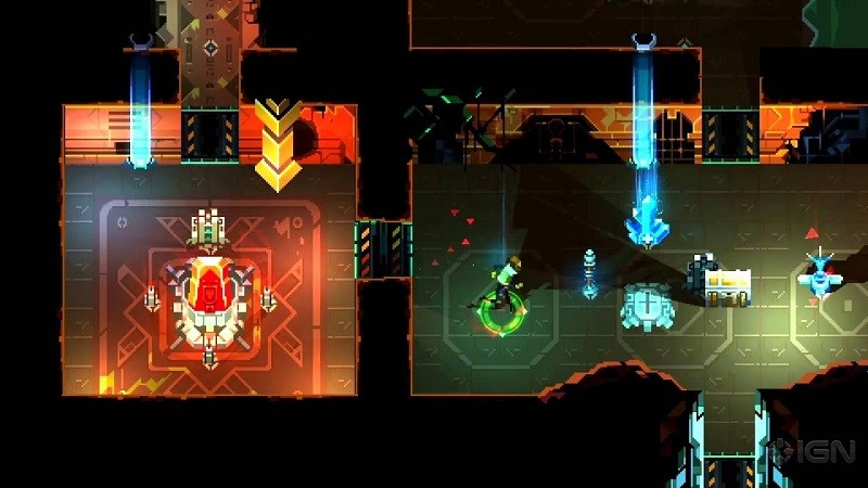 Game co-op hay cho PC - Dungeon of the Endless
