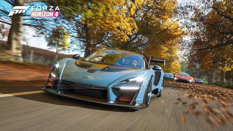 Game co-op hay cho PC - Forza Horizon 4