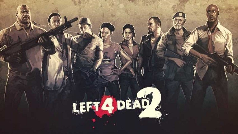 Game co-op hay cho PC - Left 4 Dead 2