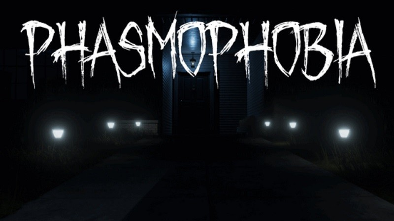 Game co-op hay cho PC - Phasmophobia