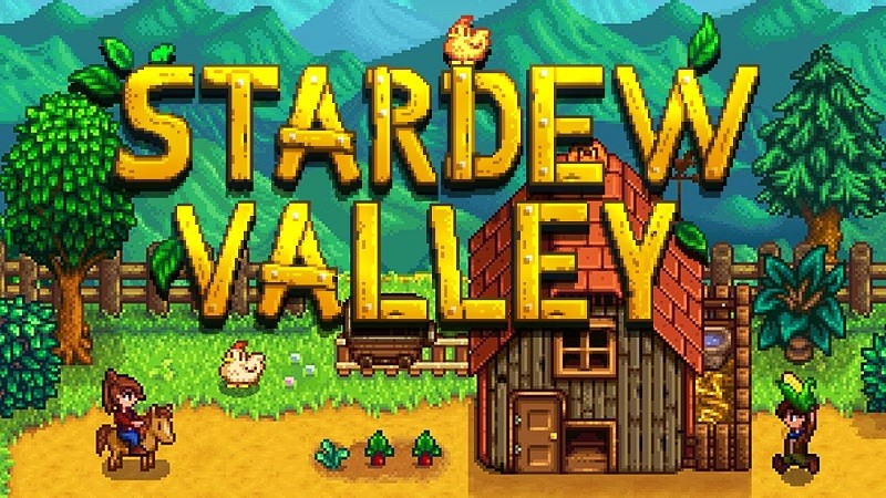 Game co-op hay cho PC - Stardew Valley
