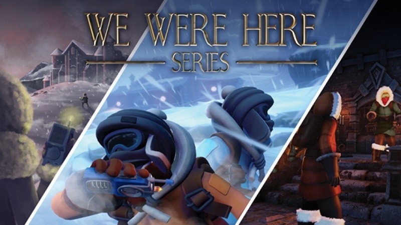 Game co-op hay cho PC - We Were Here