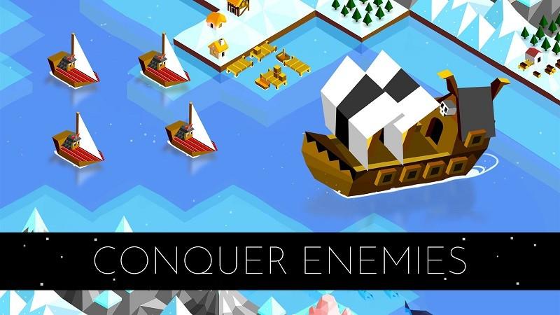 Game co-op hay trên điện thoại - Battle of Polytopia