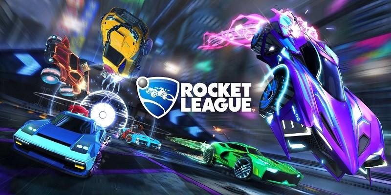 Game co-op phổ biến - Rocket League