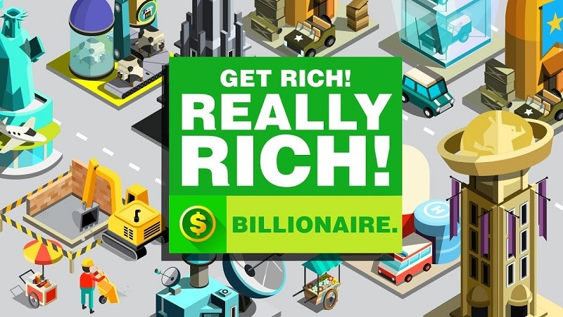Game kinh doanh hay nhất cho Android/iPhone - Billionaire Capitalist Tycoon