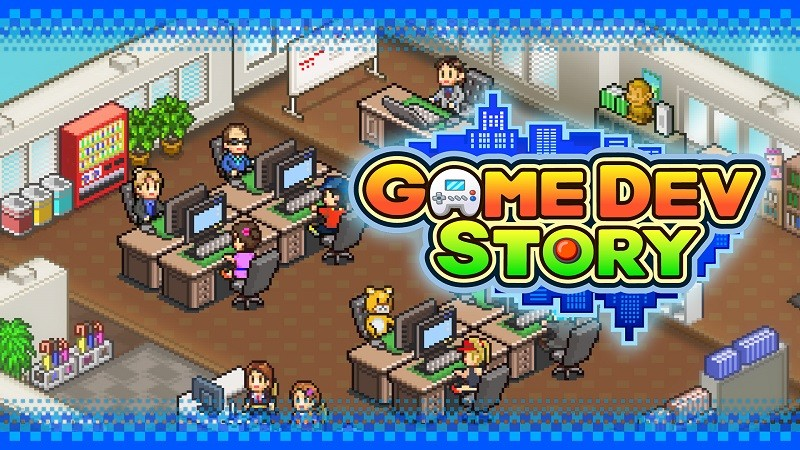 Game kinh doanh hay nhất cho Android/iPhone - Game Dev Story