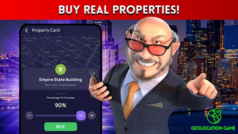 Game kinh doanh hay nhất cho Android/iPhone - Landlord Idle Tycoon