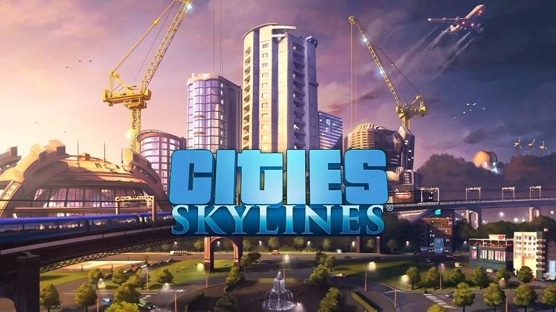 Game kinh doanh hay nhất cho PC - Cities: Skylines