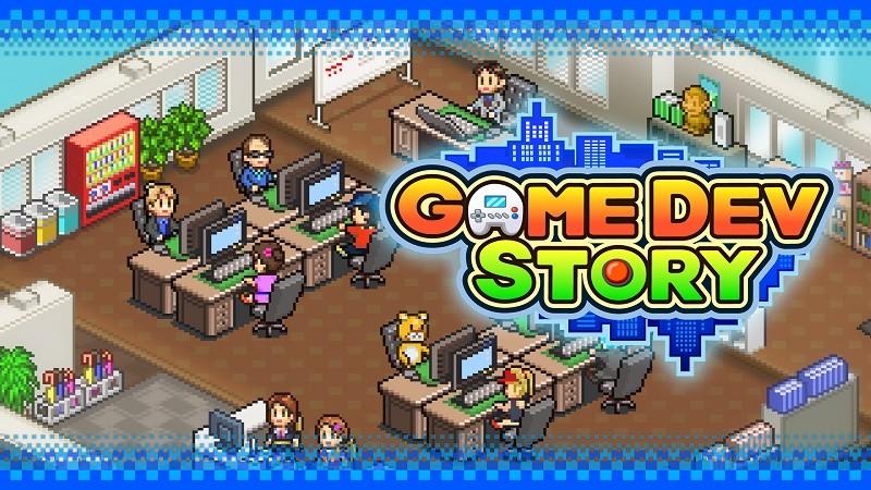 Game kinh doanh hay nhất cho PC - Game Dev Story