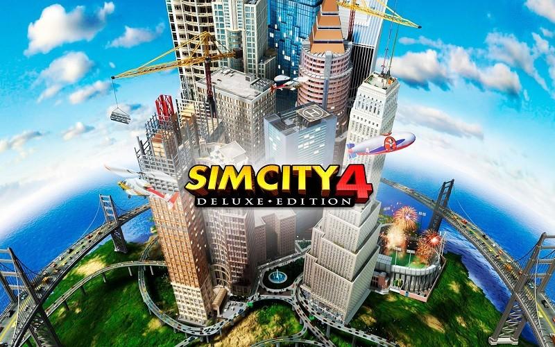 Game kinh doanh hay nhất cho PC - SimCity 4