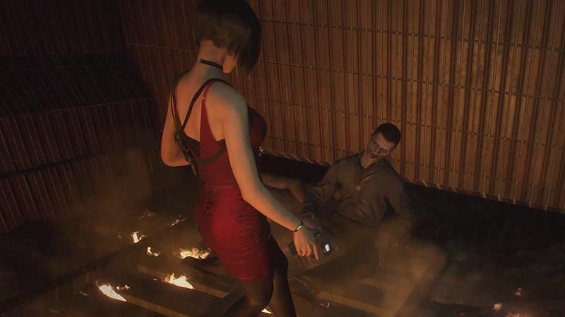 Game Remake - Resident Evil 2