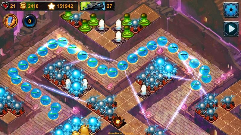 Game thủ thành (tower defense) hay nhất trên Android/iOS - Element TD