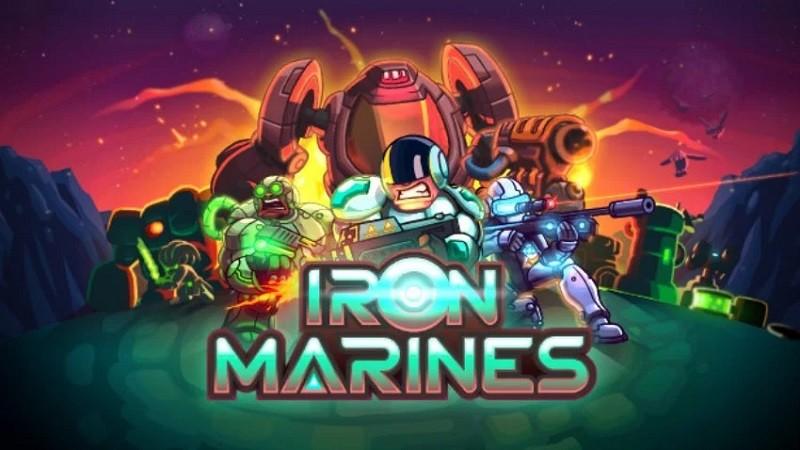 Game thủ thành (tower defense) hay nhất trên Android/iOS - Iron Marines