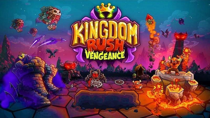 Game thủ thành (tower defense) hay nhất trên Android/iOS - Kingdom Rush Vengeance
