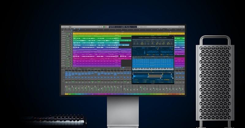 Phần mềm chỉnh giọng hát hay trên máy tính - Logic Pro