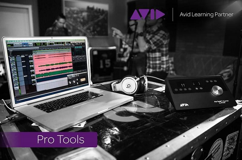 Phần mềm chỉnh giọng hát hay trên máy tính - Pro Tools