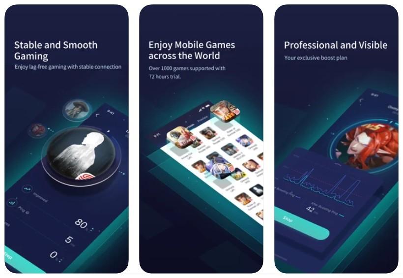 Phần mềm giảm LAG khi chơi game trên iOS: UU Game Booster