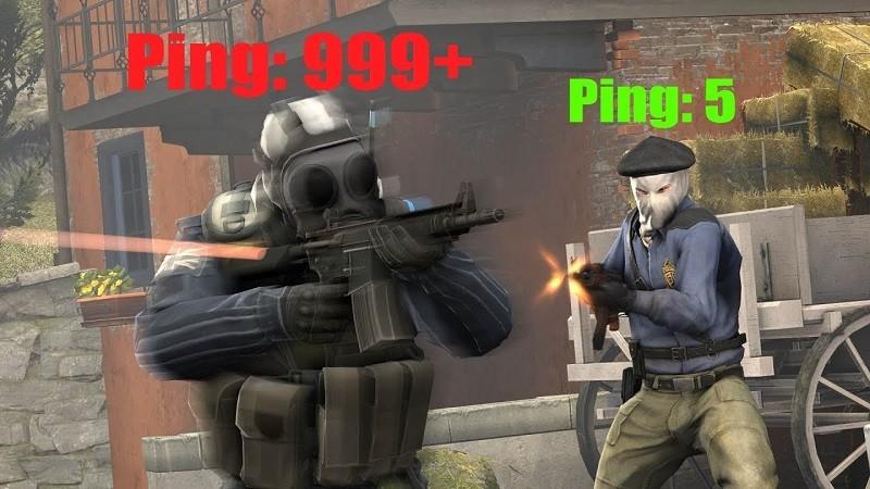 Ping thấp và Ping cao là gì?