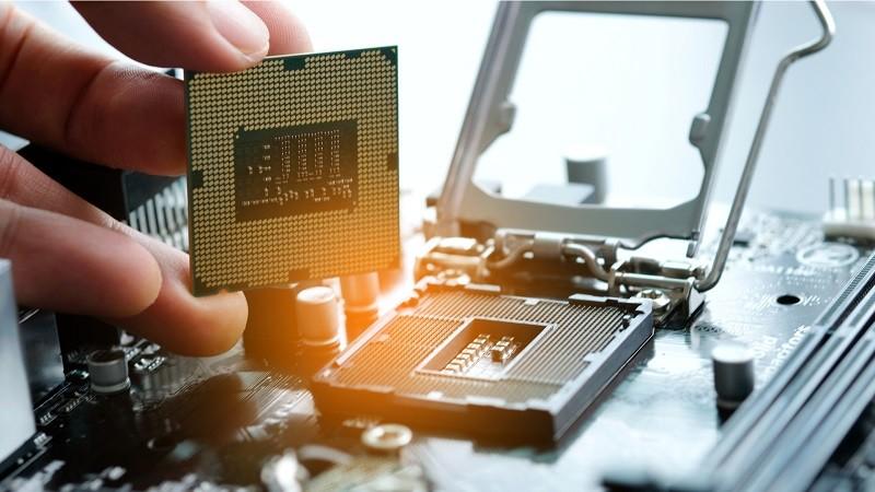CPU trong Máy tính