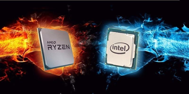 CPU Intel và AMD