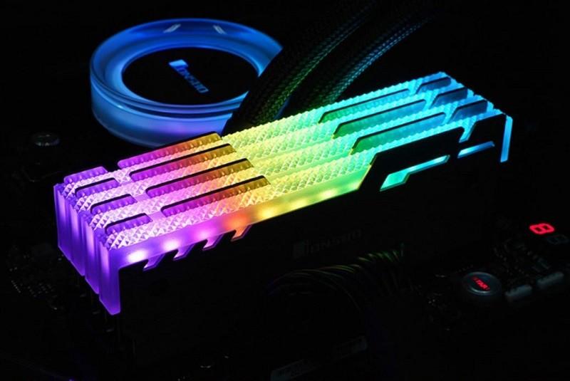 Tản nhiệt RAM Jonsbo NC-3 Led RGB tự động đổi màu