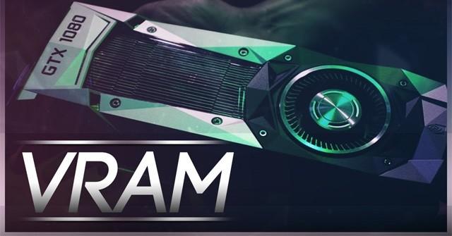 VRAM (video RAM) trên card đồ họa