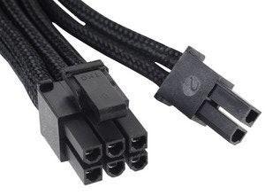 Một đầu nối 6+2 pin