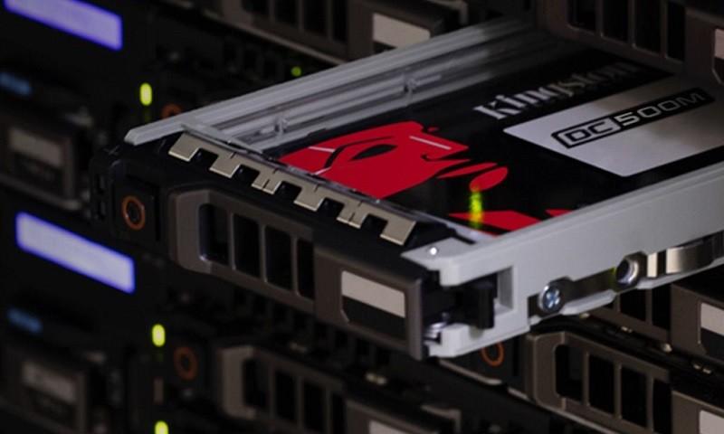 Ổ cứng SSD sử dụng cho Máy chủ