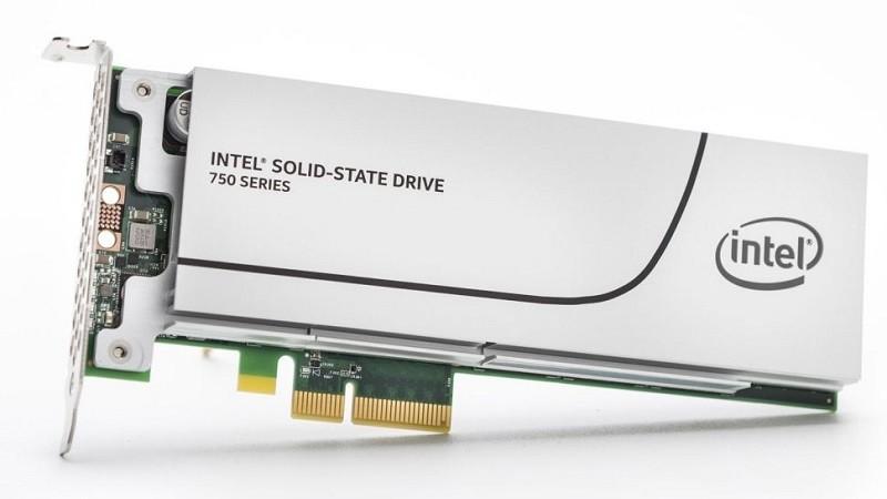 Ổ cứng SSD sử dụng kết nối PCIe